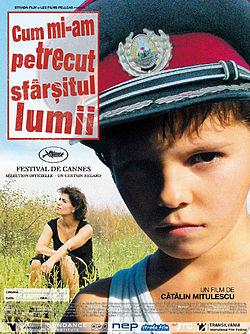 Proiecție de film românesc la Madrid