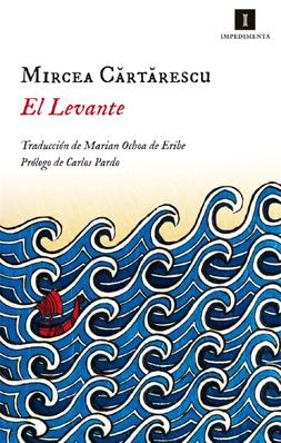 """""""Levantul"""" lui Cărtărescu, lansat în spaniolă de o editură din Madrid"""
