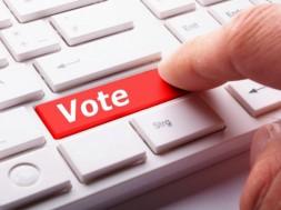 e- vote