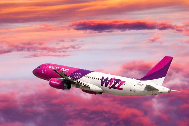 """Modificări importante la zborurile companiei """"Wizz Air""""!"""