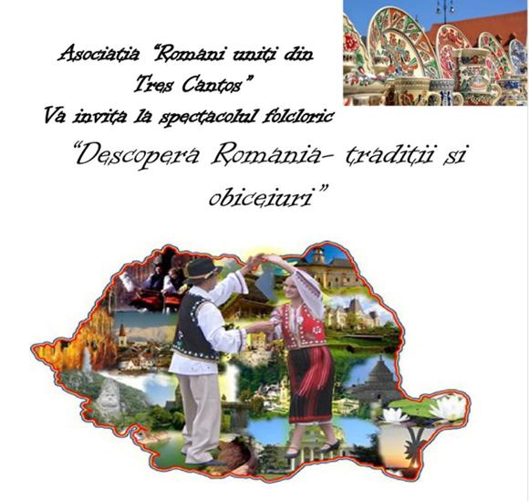 """""""Descoperă România""""- tradiții și obiceuri"""