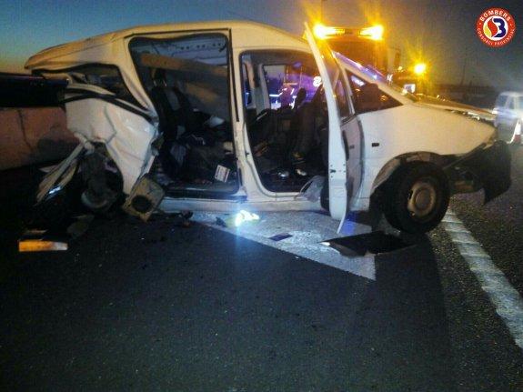 Români grav răniți de un șofer care consumase cocaină. Vezi detalii!