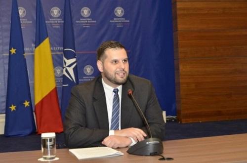 """""""Vizită fulger"""" în Spania a ministrului Diasporei"""