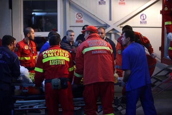 Doi spanioli printre victimele de la Club Colectiv