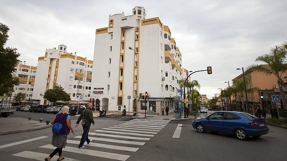 Málaga: Un român și-a înjunghiat cumnatul sub privirile celor doi copii
