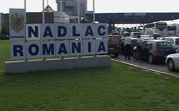 A vrut să intre în România cu o mașină furată din Spania