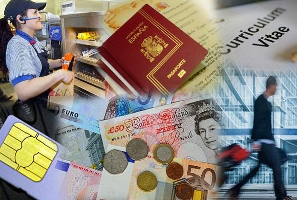 Zeci de mii de români pleacă anual să lucreze în străinătate