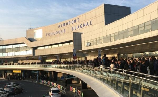 Aeroportul din Toulouse, EVACUAT din motive de securitate
