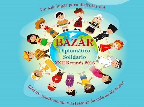 România, la Bazarul Diplomatic de la Madrid