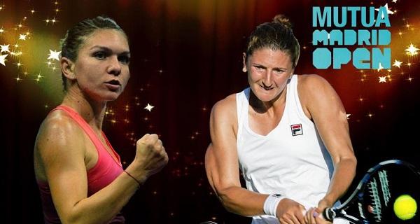 Scandal între Halep și Begu, la Turneul de tenis Mutua Madrid Open