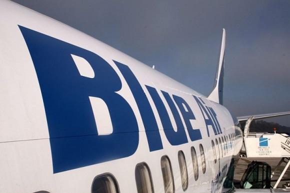 VIDEO-Doi gălățeni s-au luat la bătaie în avionul Malaga-București. La un pas să se ceară aterizarea de urgenţă