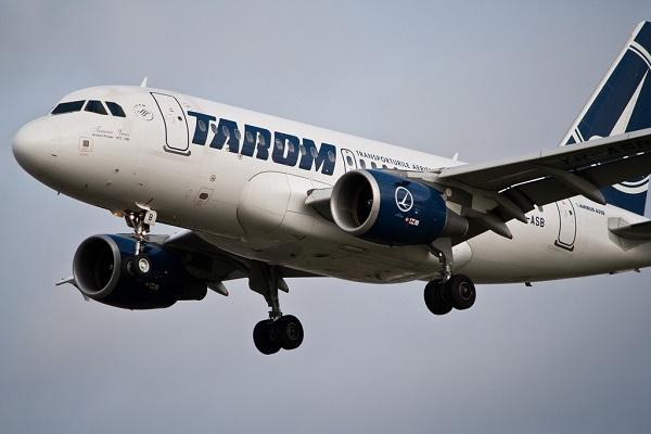 TAROM introduce o nouă rută către Spania