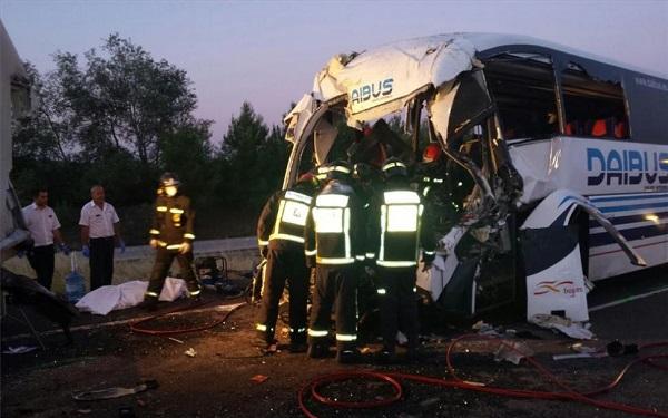 VIDEO.Tragedie pe o autostradă din sudul Spaniei. Unul dintre răniți este român
