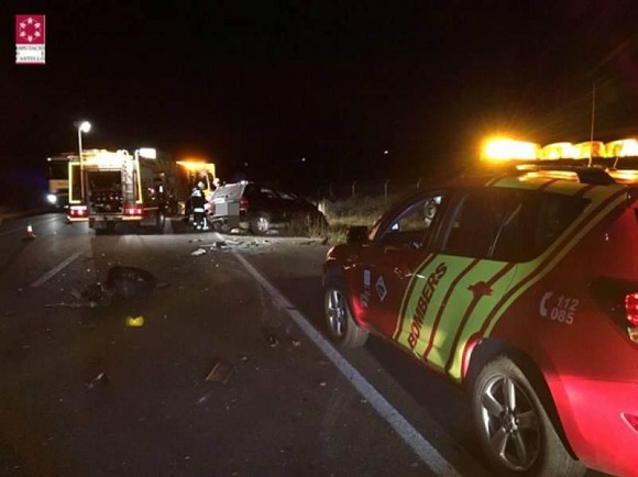 VIDEO! Tragedie. Un român a murit într-un accident pe o șosea din Spania