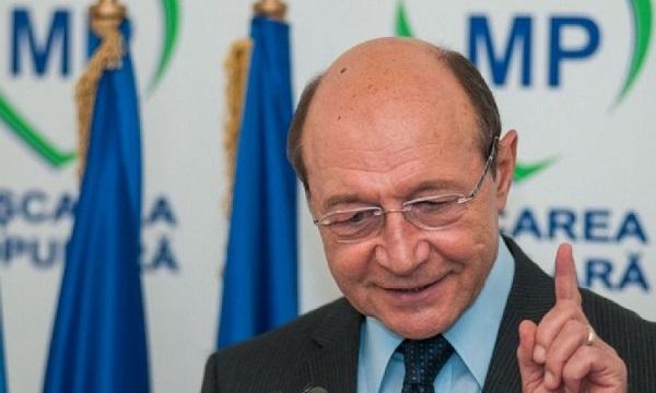 """Traian Băsescu vrea senator în Diaspora? Eugen Tomac, președintele PMP: """"Nu pot confirma!"""""""