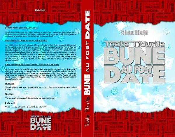 """""""Toate titlurile bune au fost date"""" pleacă în turneu. Silviu Iliuță își lansează cartea în Spania. Eveniment organizat de INFOROES"""