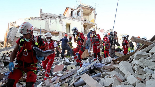 MAE confirmă decesul unui al doilea român în urma seismului din Italia