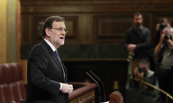 Spania: Rajoy a cerut votul de încredere al Parlamentului, fără să fie susținut de o majoritate