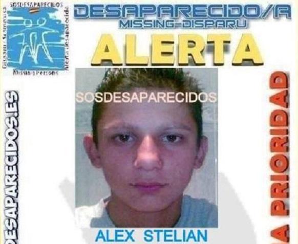 Spania. Adolescent român dispărut de acasă. Poliția vă cere ajutorul