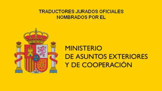 Ai nevoie de un traducător autorizat? Iată lista actualizată publicată de Ministerul Afacerilor Externe din Spania