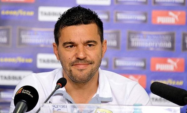 Cosmin Contra, demis de Clubului Alcorcon