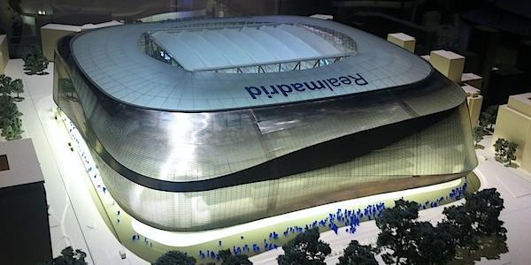 """VIDEO. Oricine își va dori să vadă noul stadion """"Santiago Bernabeu"""". Galacticii vor avea o arenă de 400 de milioane de euro"""