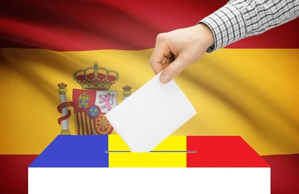 Alegeri Parlamentare 2016. Votezi în Spania? Iată câteva informații utile