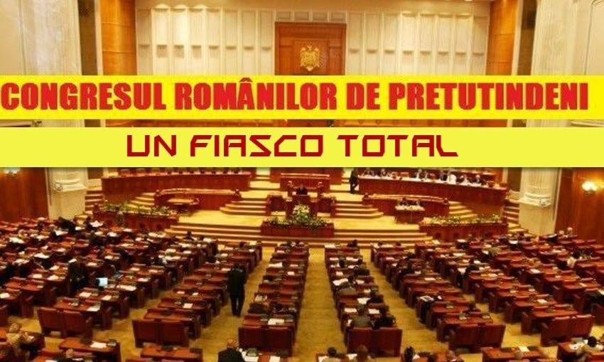 EDITORIAL. Opriți mascarada numită Congresul Românilor de Pretutindeni!