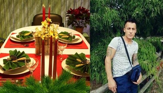Spania. I-au dat o farfurie de mâncare de Crăciun, drept mulțumire, românul i-a prădat