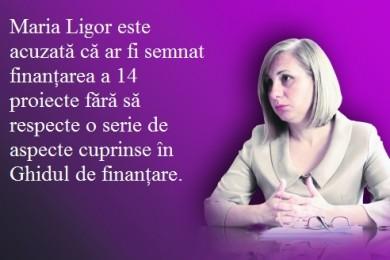 Diaspora, Maria Ligor