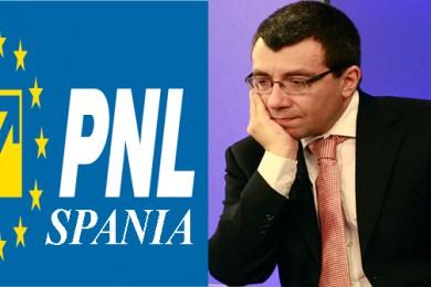 PNL Spania îi retrage sprijinul lui Mihai Voicu
