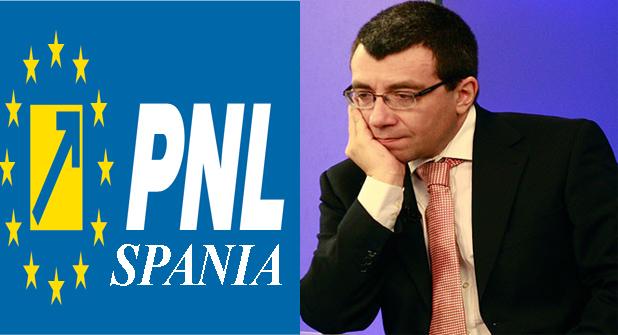 PNL Spania îi retrage sprijinul politic deputatului de Diaspora, Mihai Voicu