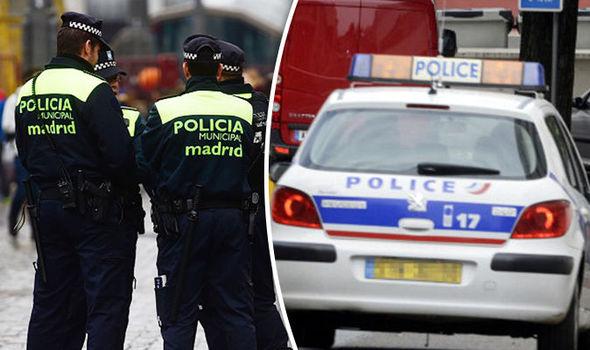 """Trei jihadiști, arestați la Madrid.Poliția spaniolă:""""reprezentau o amenințare clară pentru securitatea Spaniei"""""""