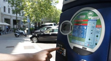 Atenție la plata prin aplicație la parcarile din Madrid