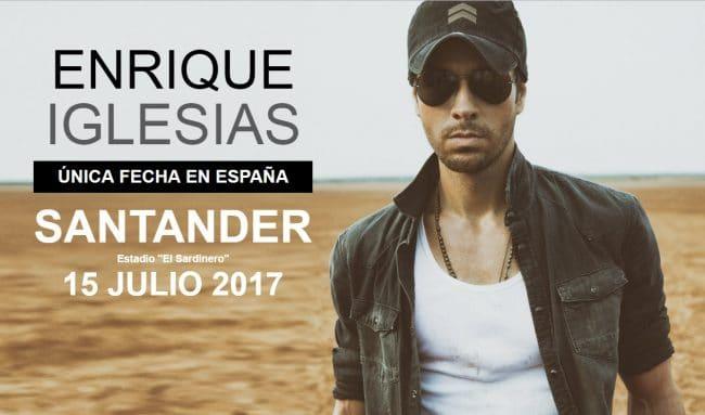 VIDEO. Enrique Iglesias, huiduit într-un concert susţinut în Spania.