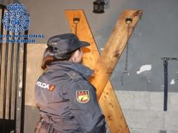 români arestați în Spania