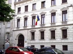 Ambasada României în Austria
