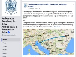 Ambasada României în Italia
