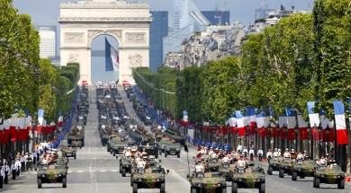 14 iulie Ziua Națională a Franței