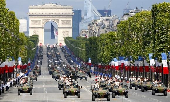 Un militar român va defila la parada organizată de Ziua Națională a Franței
