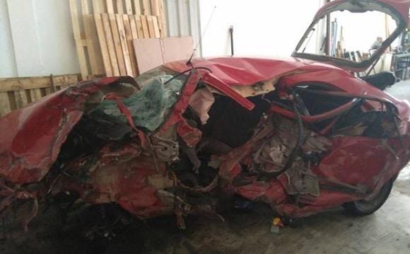Șofer român, mort într-un accident în apropiere de La Rioja