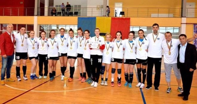 România, prezentă la Europenele Universitare de handbal din Spania