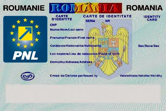 PNL cere cărți de identitate pentru românii cu domiciliul în afara țării