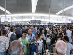 aeroportul din Barcelona