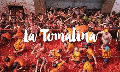 Sărbătoare celebră din Spania, sub spectrul terorismului. Desfășurare de forțe la Tomatina