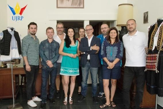 Decizie luată la Viena: Uniunea Jurnaliștilor Români de Pretutindeni este partener al agenției de presă Diaspora Azi