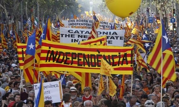 Guvernul de la Madrid a preluat controlul asupra fondurilor publice administrate de Catalonia