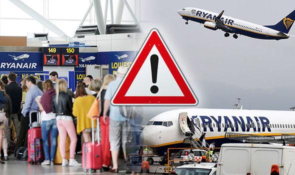 Compania aviatică low-cost Ryanair anulează 2.124 de zboruri. Vezi lista curselor afectate și cum îți poți recupera banii
