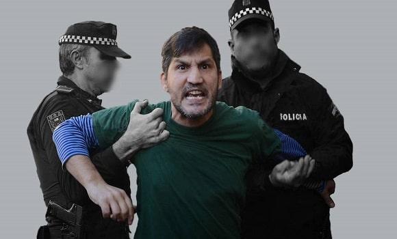 VIDEO. Un român violent a atacat un politician spaniol. A vrut să îl lovească și l-a jignit
