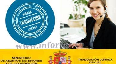 traducător autorizat Spania